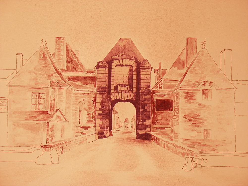 Porte de Loudun