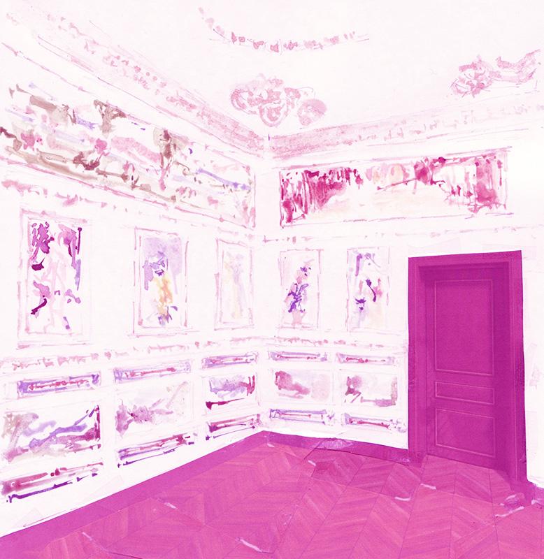 cabinet de la reine