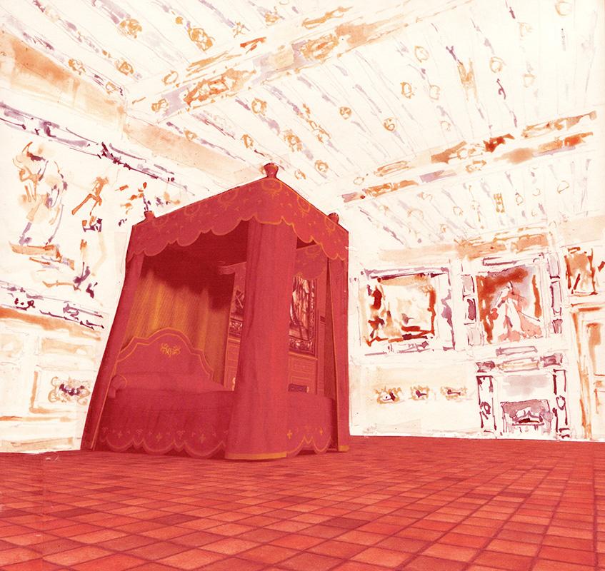 chambre du cardinal